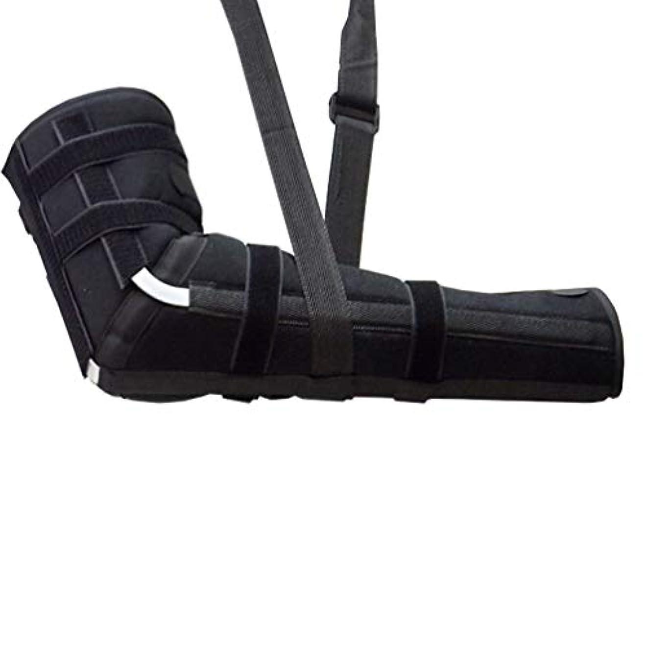 リゾート想像する船員SUPVOX アームリーダー 腕つり用サポーター アームホルダー 安定感 通気性抜群 骨折 脱臼 脱臼時のギプス固定に 調節可能