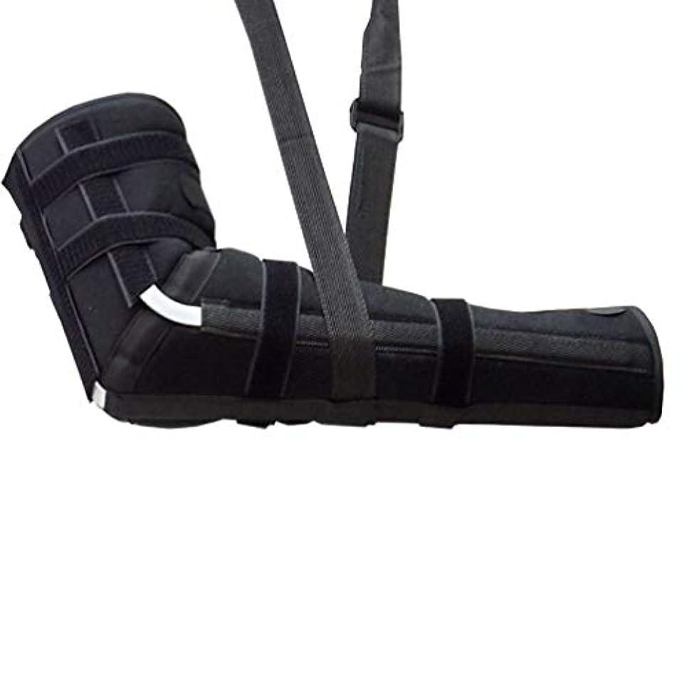 悲劇消費者ぴかぴかSUPVOX アームリーダー 腕つり用サポーター アームホルダー 安定感 通気性抜群 骨折 脱臼 脱臼時のギプス固定に 調節可能