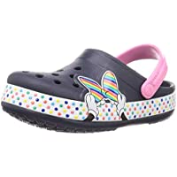 Crocs Kids Fun Lab Minnie Mouse Clog Navy Croslite Infant Clogs Sandals