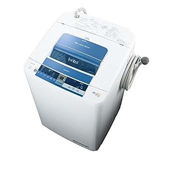 日立 全自動洗濯機 ビートウォッシュ 7kg ブルー BW-7TV-A