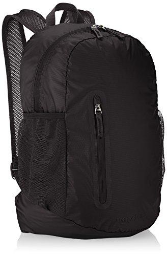 Amazonベーシック 超軽量折りたたみバックパック ブラック 35L