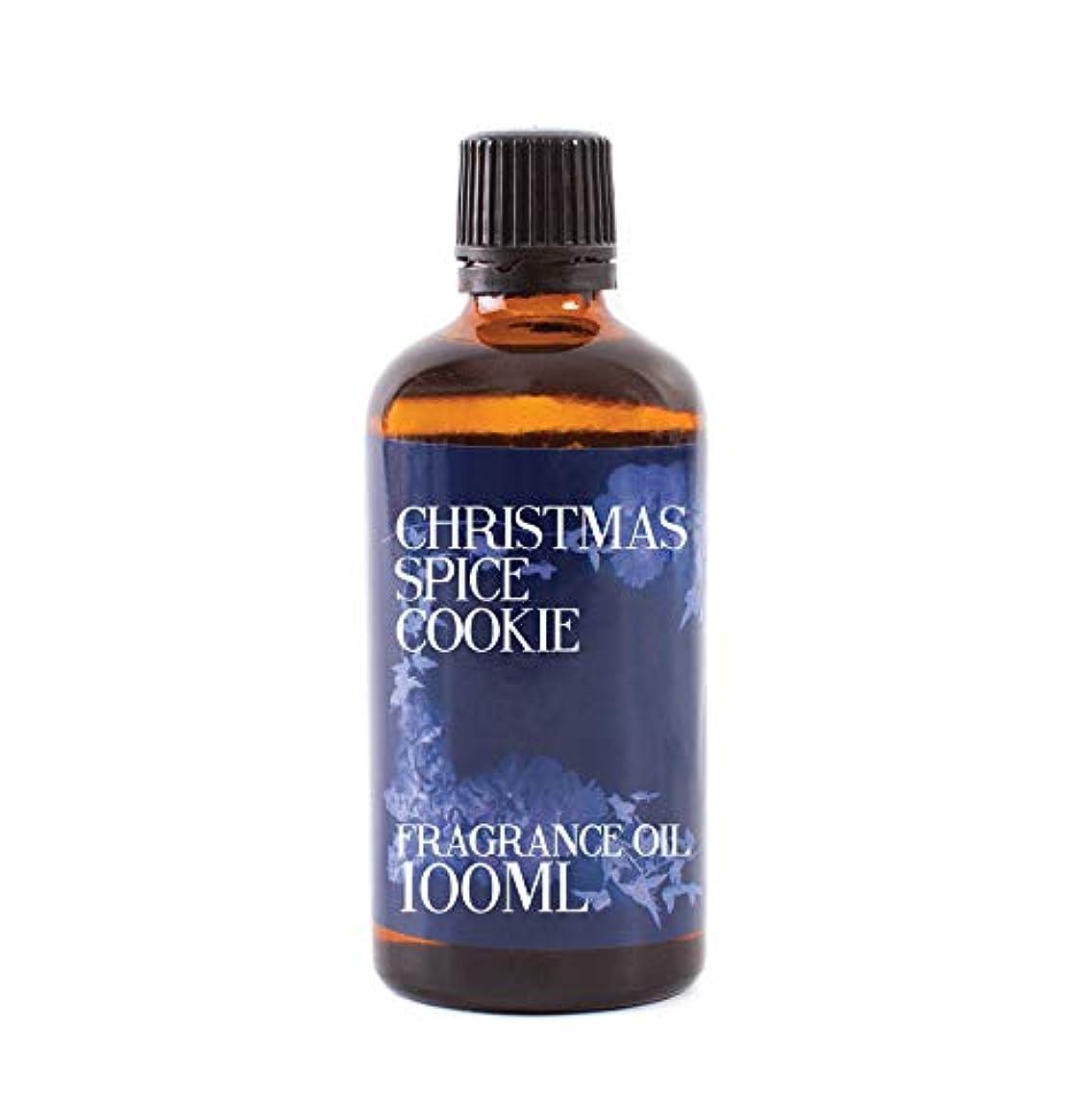修理可能乳製品現象Mystic Moments | Christmas Spice Cookie Fragrance Oil - 100ml