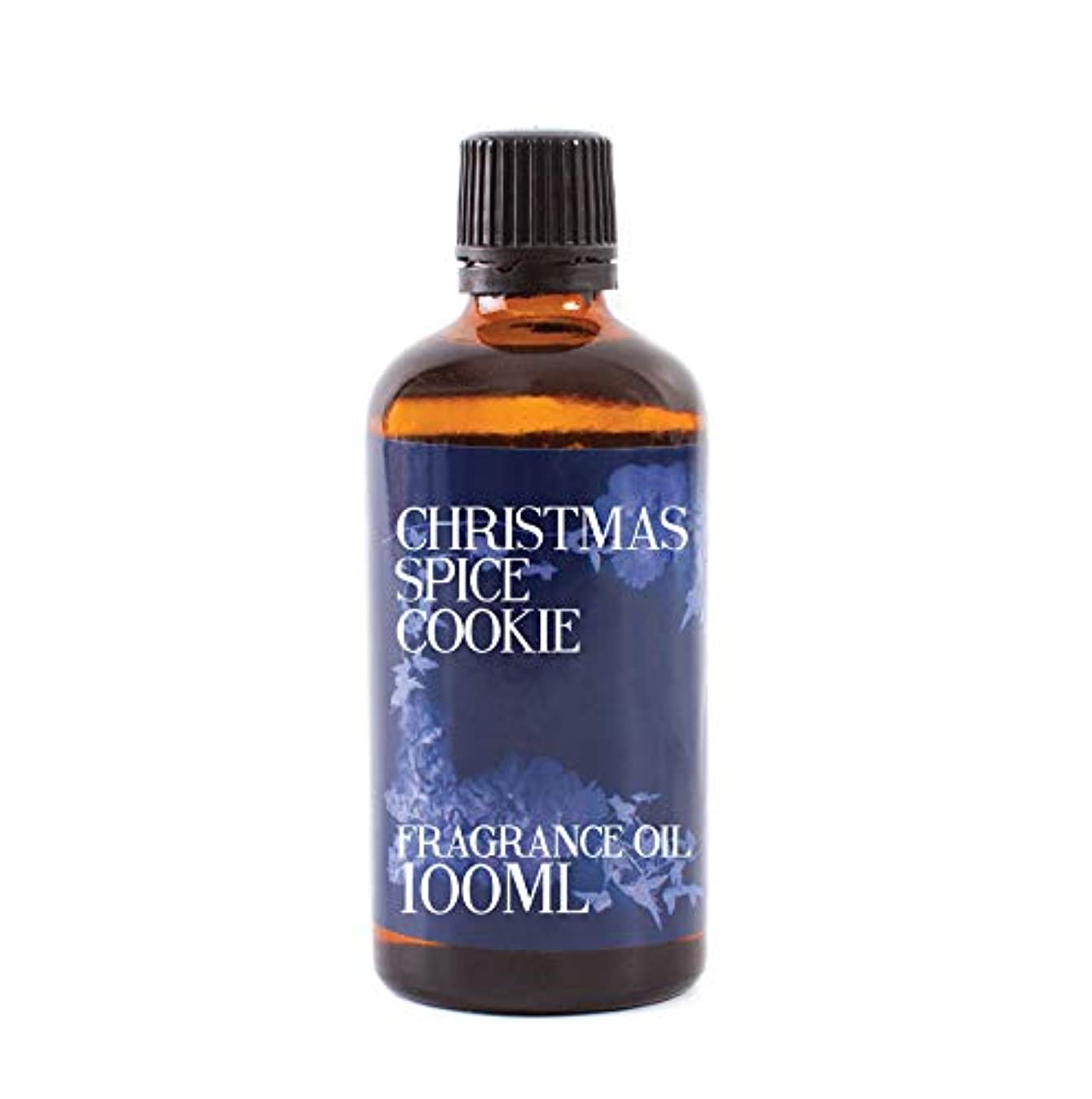 テメリティ便利ジムMystic Moments | Christmas Spice Cookie Fragrance Oil - 100ml