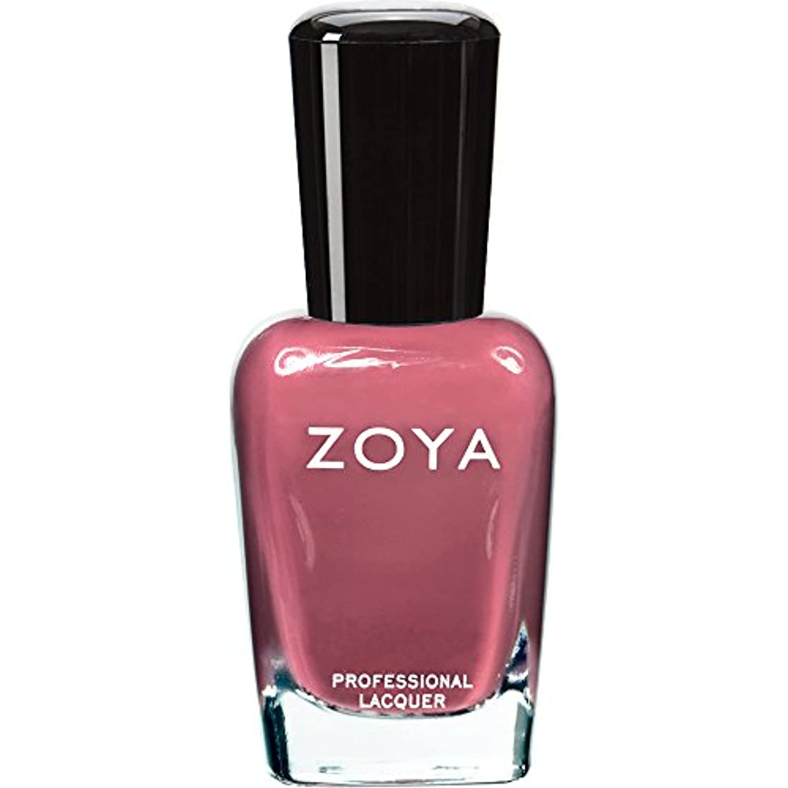 ビヨンビール貧困ZOYA ゾーヤ ネイルカラー ZP422 COCO ココ 15ml なめらかな深いモーブ マット 爪にやさしいネイルラッカーマニキュア