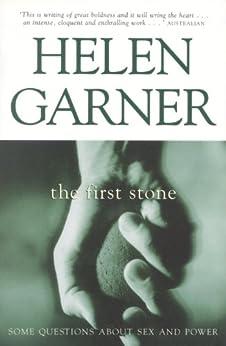 The First Stone by [Garner, Helen]