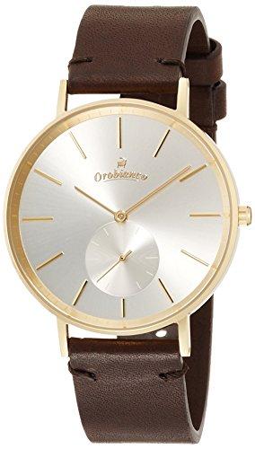 [オロビアンコ タイムオラ]Orobianco TIME-ORA 日本人向けサイズ シンプル ノームコア センプリチタス OR-0061-1 【正規輸入品】