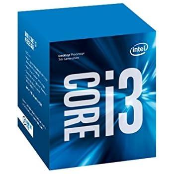 Intel CPU Core i3-7300 4.0GHz 4Mキャッシュ 2コア/4スレッド LGA1151 BX80677I37300 【BOX】