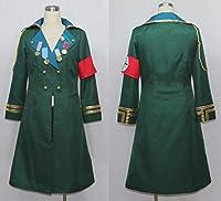 2146水樹奈々 ミュステリオン コスプレ衣装(男性S)
