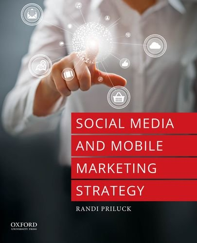 Download Social Media and Mobile Marketing Strategy 0190215070