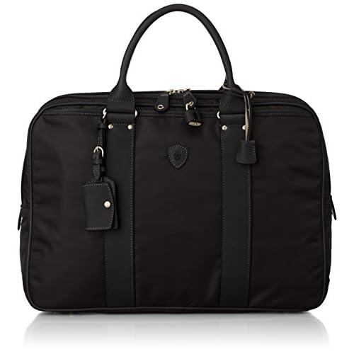 [フェリージ] Felisi 公式ビジネスバッグ 1882/1/DS 122-89-0279 041000 (ブラック×ブラック)