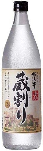 博多の華 蔵割り 麦 12度 瓶 900ml