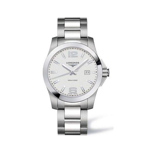 LONGINES 腕時計 RELOJ CONQUEST ESF.PL. L36594766 メンズ [並行輸入品]