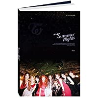 TWICE 2nd Special Album - SUMMER NIGHTS [ C Ver. ] CD + Photobook + Lyrics Poster + Polaroid PostCard + DIY Paper PostCard + PhotoCard + FREE GIFT / K-pop Sealed