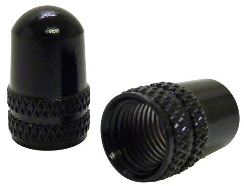 [해외]Ruler (자) 알루미늄 밸브 캡 미국 밸브 용 블랙 LY-NC-USBK/Ruler (ruler) Aluminum bulb cap Black for rice valve Black LY - NC - USBK