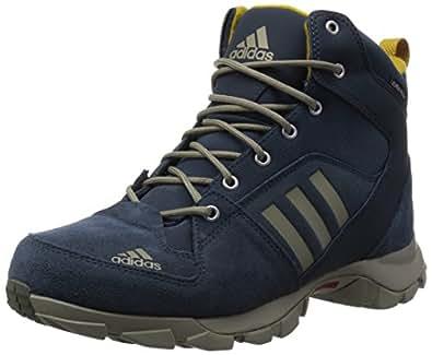 [アディダス] adidas スノートレイルシューズ WINTERSCAPE CP B33909 B33909 (ミッドナイト F15/テックベージュ F13/ベースグリーン S15/28.5)