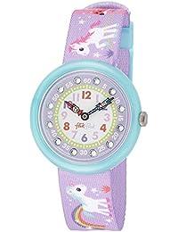[フリック フラック]FLIK FLAK キッズ腕時計 Cute Size(キュートサイズ) MAGICAL UNICORNS ZFBNP033 ガールズ 【正規輸入品】