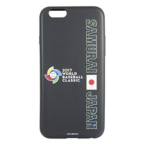 Let's 2017WBC 侍ジャパン iPhone6/6Sカバー