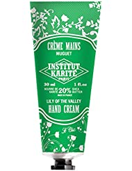 INSTITUT KARITE インスティチュート カリテ Hand Cream 30ml(ハンドクリーム)MUGUET ミュゲ