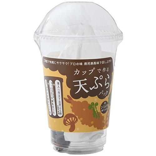 カップで作る天ぷらパック 157g