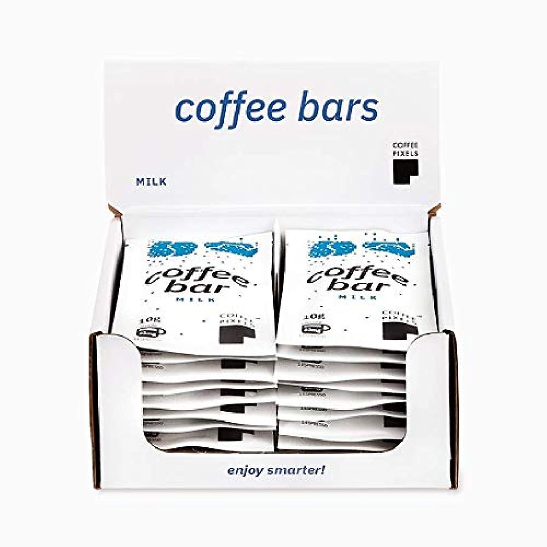 coffee bars milk 20bars 10gx20