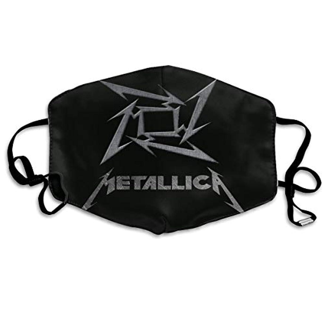 変数尋ねるシーンマスク 男のマスク 女性のマスク Metallica 病気を防ぐ、風邪を予防する、インフルエンザの季節性風邪を予防する、口と鼻を保護する、パーソナライズドマスク