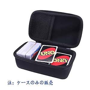 用のカードゲーム 対応收納ケース -Aenllosi(400枚) (ブラック)