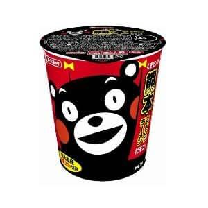 エースコック くまモンの熊本ラーメンだモン!  67g×12個