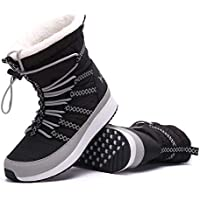 Eureka USA Snow Boot for Men and Women Aspen Winter Boot