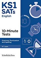 KS1 SATs Grammar, Punctuation and Spelling 10-Minute Tests