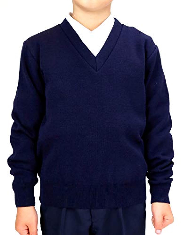 ???????? 学生 男女兼用??????? 日本製 制服 V??? 紺色 学生???? ????制服 純国産