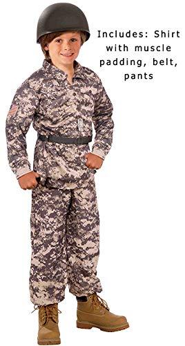 ハロウィン コスプレ キッズ/子供/チャイルド 砂漠の兵士コスチューム-M(品番68336) FNI-68336-M