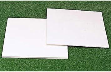 SSK(エスエスケイ) 野球 ベース 少年用ゴム塁ベース 10mm YR10J