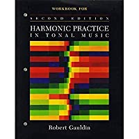 Workbook: for Harmonic Practice in Tonal Music Second Edition【洋書】 [並行輸入品]