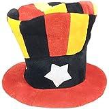 LUOEM カーニバル帽子 ホリデーパーティーの帽子 仮装 変装 帽子 ハロウィン ハット