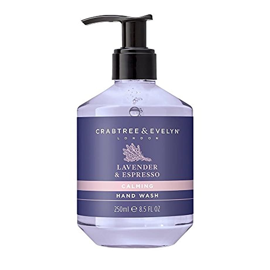 乞食呼びかける壮大なクラブツリー&イヴリン Lavender & Espresso Calming Hand Wash 250ml/8.5oz並行輸入品