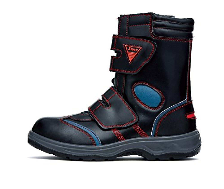 (ジーベック) XEBEC セフティシューズ 安全靴 (85204-xe) 【24.5~29.0cmサイズ展開】
