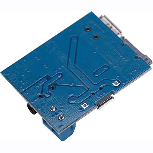 『HiLetgo 2個セット TFカード Uディスク Mp3デコーダ モジュール デコーダボード 無損失デコード 増幅器 [並行輸入品]』の5枚目の画像
