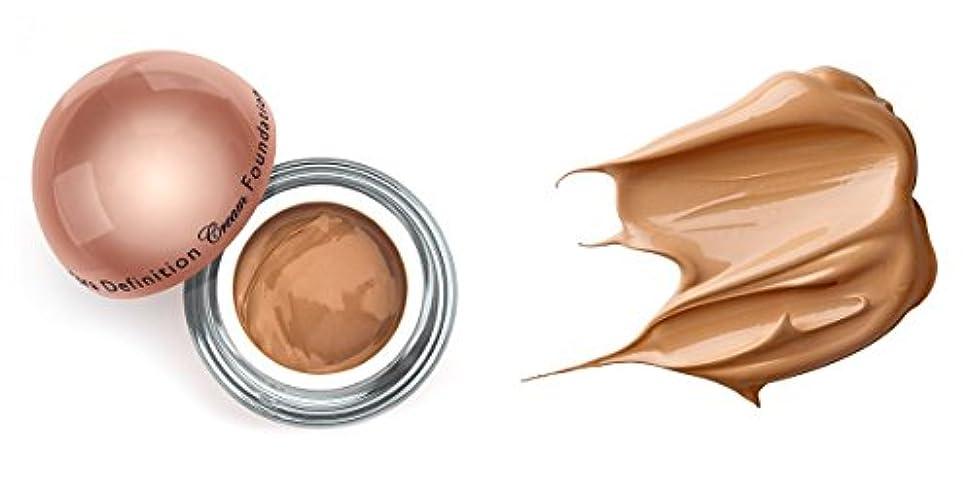 送るグレー削減LA Splash (無料なめらかな顔のシートマスク付き)LA-スプラッシュウルトラ定義されたクリームファンデーション 1オンス アーモンド/ 1オンス(20204)