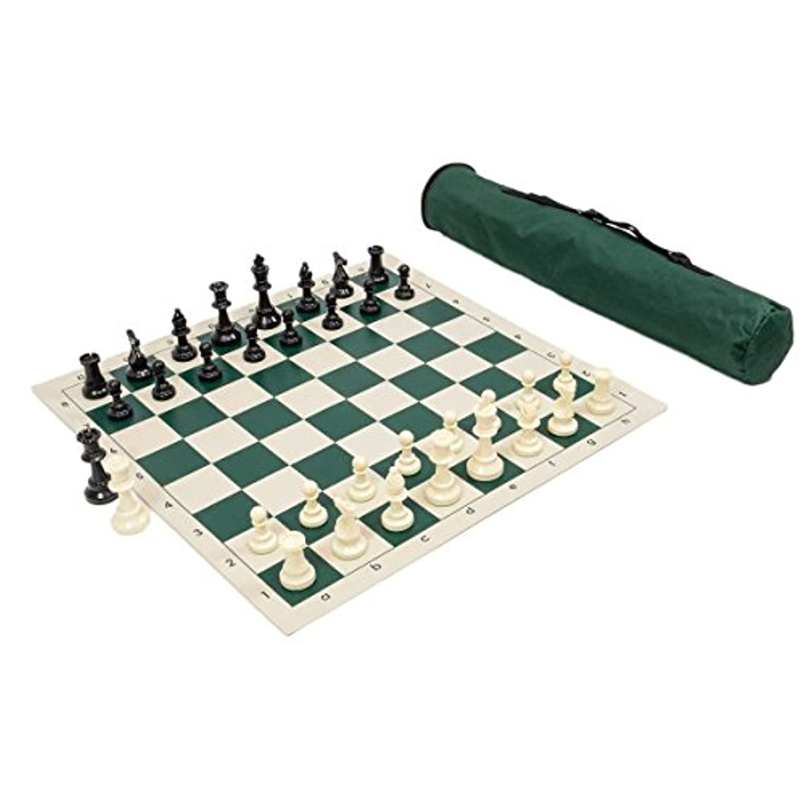 Wholesale Chess Archer Chess Set Combo - Forest Green [並行輸入品]