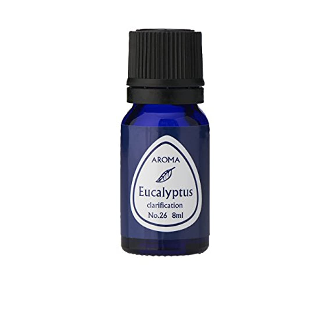 オゾンポジティブアレキサンダーグラハムベルブルーラベル アロマエッセンス8ml ユーカリ(アロマオイル 調合香料 芳香用)