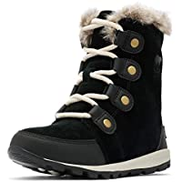 SOREL Girls' Childrens Whitney Suede Mid Calf Boot