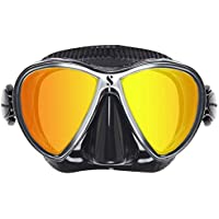 Scubapro Synergy Trufit Mirrored Twin Lens Mask