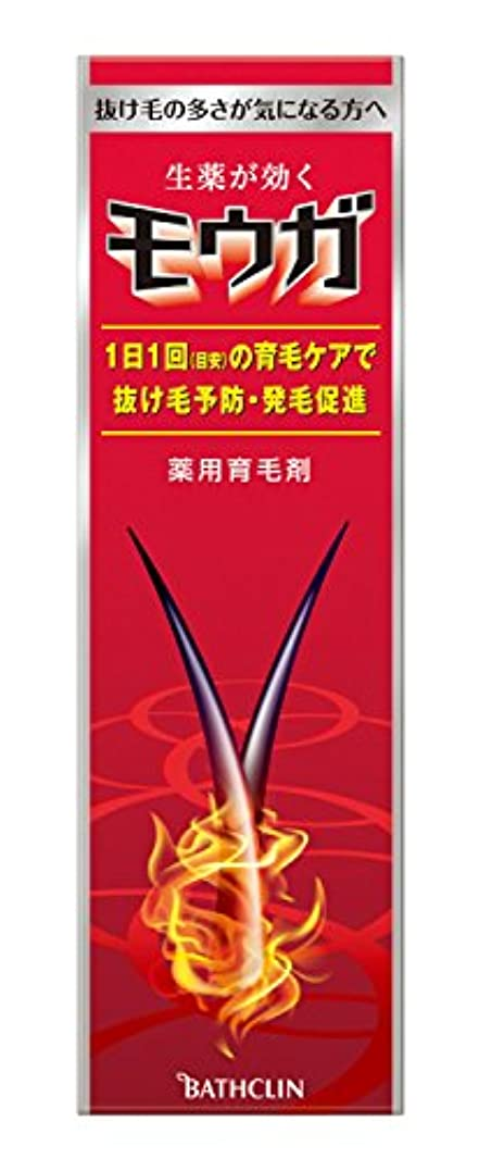 セットアップ筋電子レンジ【医薬部外品】モウガ 育毛剤 120mL 男性向け