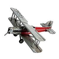 ブリキのおもちゃ(biplane) 27476