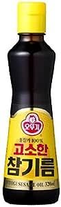 オットギ ごま油 320ml■韓国食品■韓国調味料■オトギ