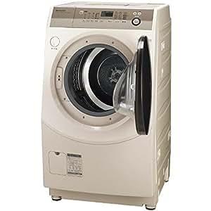 シャープ 9.0kg ドラム式洗濯乾燥機【右開き】ゴールド系SHARP ES-V600-NR