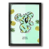 KDS 絵 アートパネル キャンバスアートパネル フォトフレーム 絵 ポスター 壁飾り 動物猫 動物 30*40cm