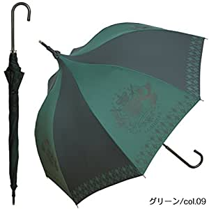Guardian-beasts(ガーディアン ビースト)/ 傘 パゴダ傘 レディース UVカット 晴雨兼用 (グリーン/col.09)