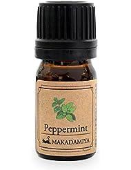 ペパーミント5ml 天然100%植物性 エッセンシャルオイル(精油) アロマオイル アロママッサージ aroma Peppermint