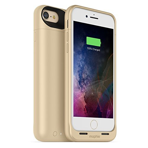 mophie juice pack air for iPhone 7 ワイヤレス充電機能付き バッテリーケース ゴールド日本正規代理店品 MOP-PH-000146